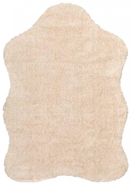 Пушистый ковер-шкура Puffy Skin Beige