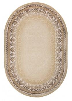 Ornament 3433 Beige/Cream овальный